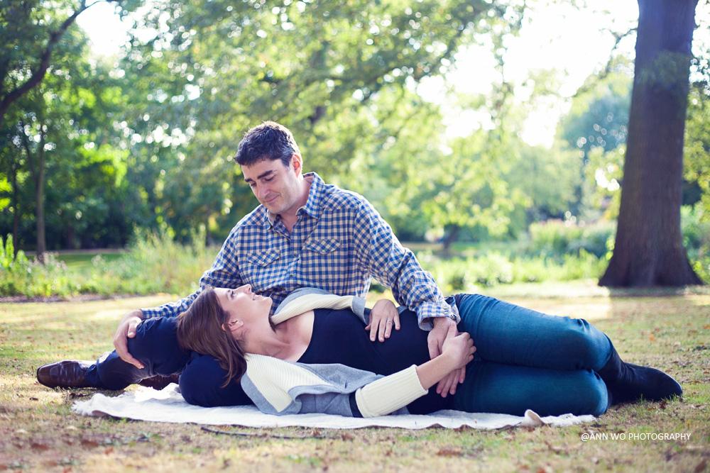 ann wo newborn and pregnancy photographer london
