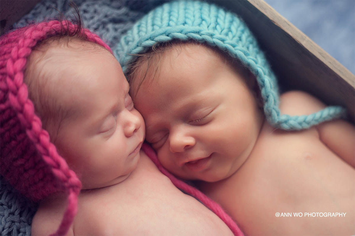 newborn photography, newborn photographer, twins