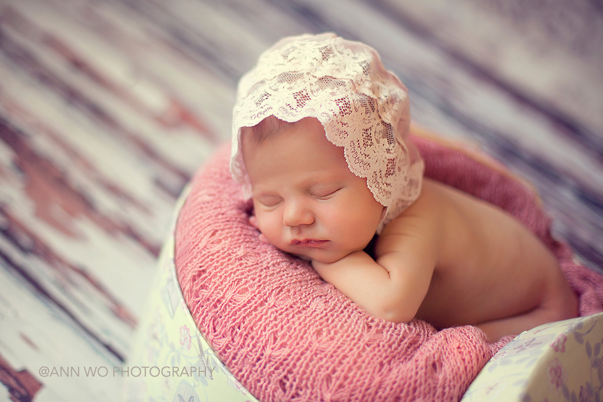 Newborn photography in Chelsea, London