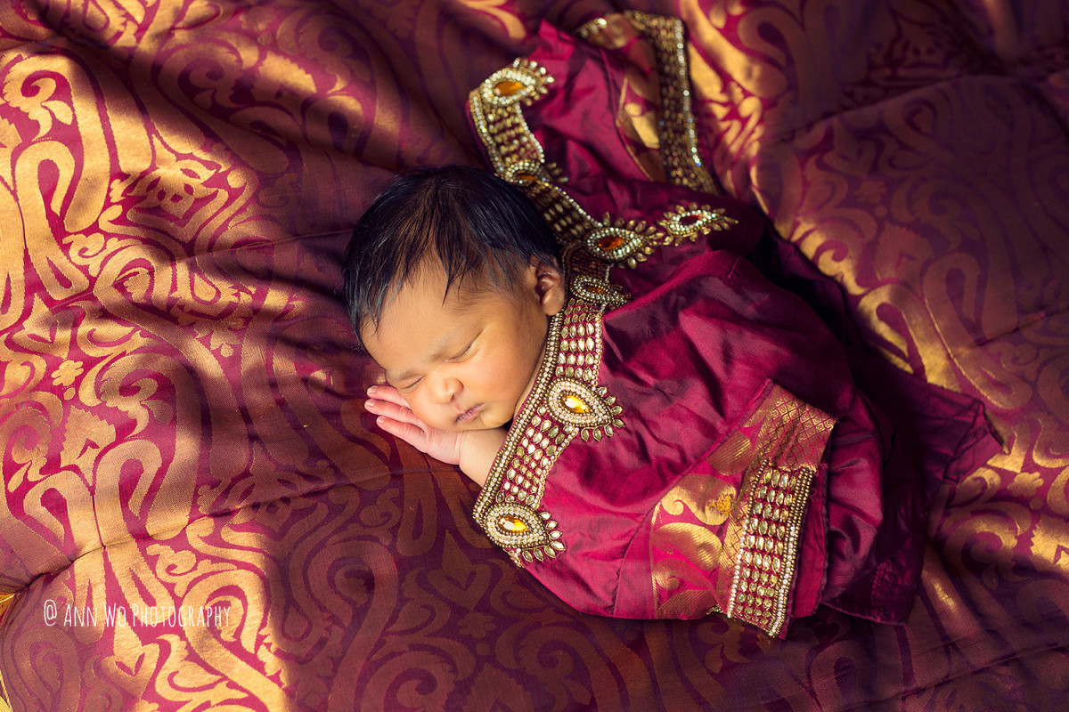 newborn photographer in East London